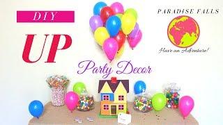 Kids Party Decoration Ideas | DIY UP Party Decorations Ideas