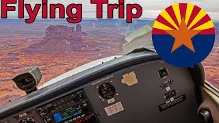 Arizona Flying Trip | Grand Canyon, Horseshoe Bend, Monument Valley