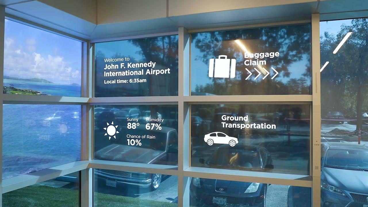 View Aviation Smart Airport Platform introduction