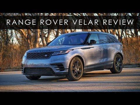 Review | 2018 Range Rover Velar | SUV Jewelry