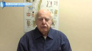 Stenosis Patient Story of Tom Coons after treatment