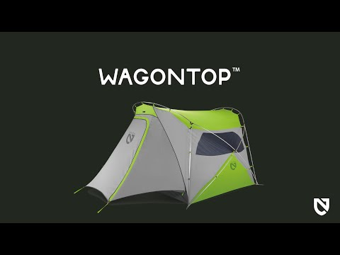 Wagontop 4p Four Person Standing Height Camping Overland