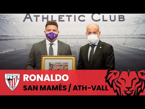 Ronaldo at San Mamés I Athletic Club vs Real Valladolid I