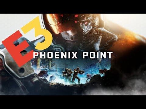 Phoenix Point - E3 2019 Demo Mission - Narrated thumbnail