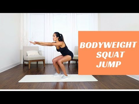 Bodyweight Squat Jump