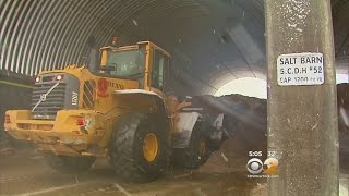 NYC Preps For Snowstorm