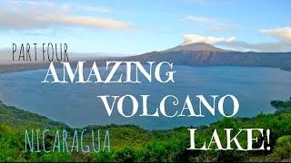 The Journey | Part 4 | Laguna de Apoyo, Stunning Volcano Lake!