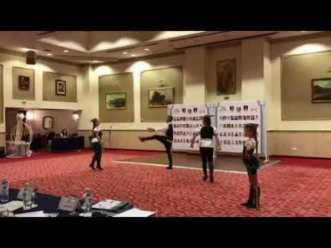 Угорський стилізований танець «Форог Вілаг»