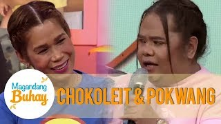 Magandang Buhay: Chokoleit reveals the changes in Pokwang after becoming a mother
