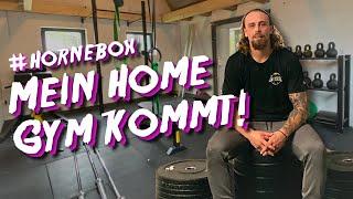 Home Gym: Meine Geräte werden geliefert