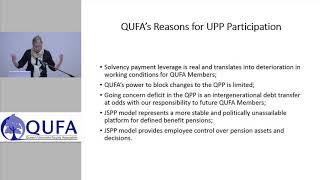 QUFA General Meeting (12 Dec. 2018)