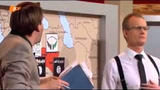 "Немецкая сатира. "" Все спортзалы заполнены беженцами..."""