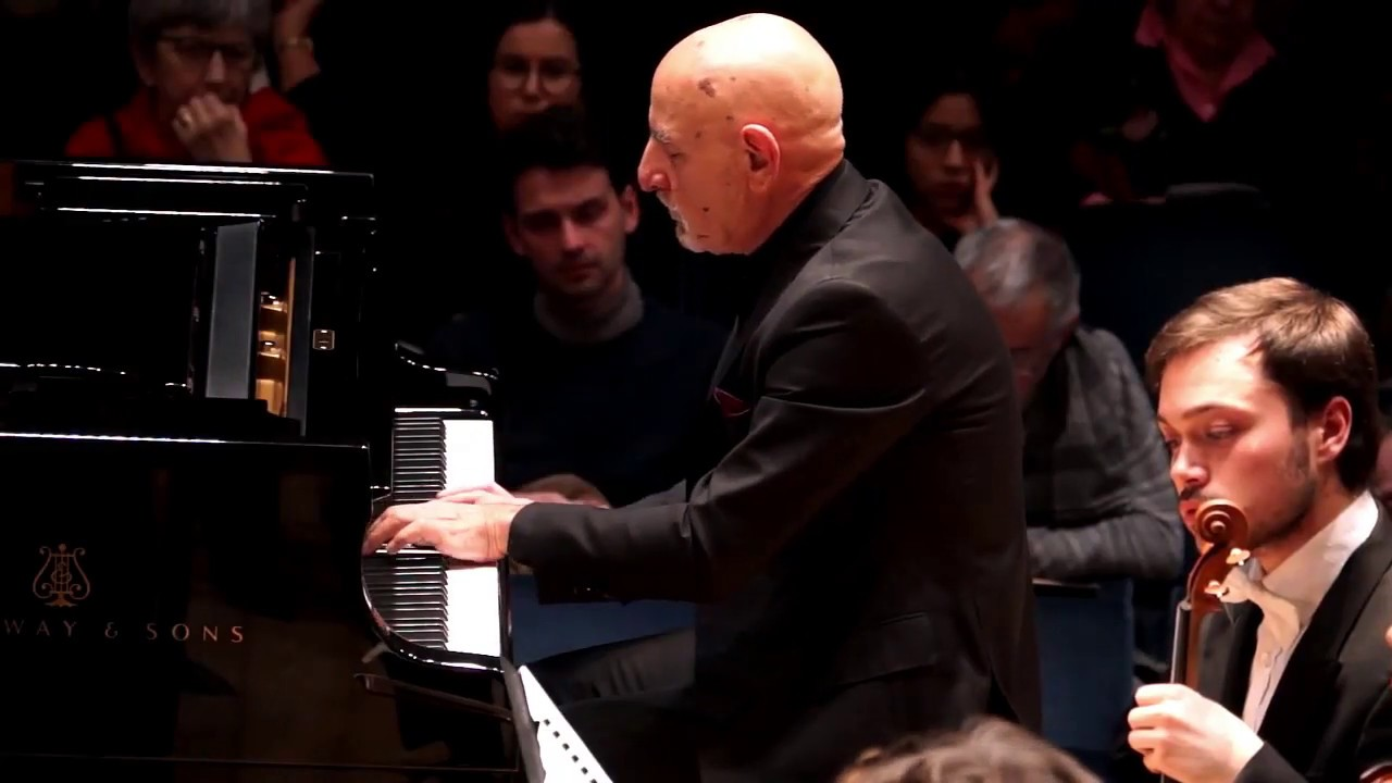 R. Cappello - P. I. Ciaikovski Concerto n.1 in si bemolle minore op.23