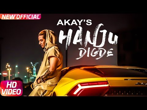 Download Hanju Digde (Full Video) | A Kay ft Saanvi Dhiman | Western Penduz | Latest Punjabi Song 2018 HD Mp4 3GP Video and MP3