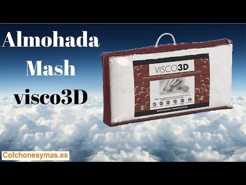 Almohada viscoelástica Mash Visco3d