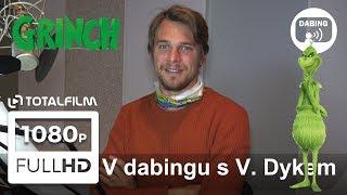 Grinch (2018) Vojtěch Dyk V Dabingu