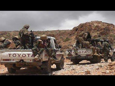 Somaliland Iyo Puntland Oo Dagaal Ku Dhex Maray Laas-Qoray.