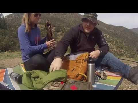 Que llevar en tu mochila en un trekking de un dia?