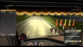 ETS2 driver's seat suspension & head movement - sdk plugin