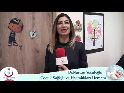 Uzm.Dr.Nurcan Yusufoğlu 1-7 Ekim Emzirme Haftası