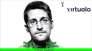 """Edward Snowden """"Pamięć nieulotna"""" audiobook. Czyta Filip Kosior"""