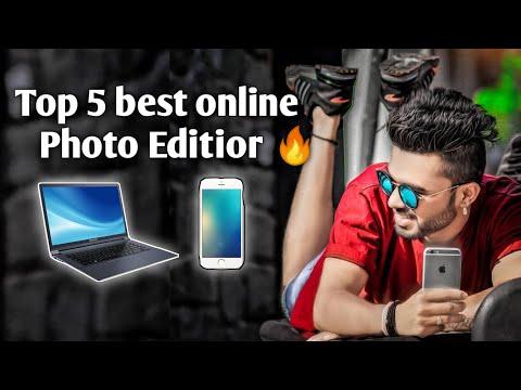 🔥 Top 5 best online photo editing websites in 2020 | online image editor | free online photo editor