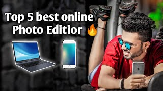 🔥 Top 5 best online photo editing websites in 2020   online image editor   free online photo editor