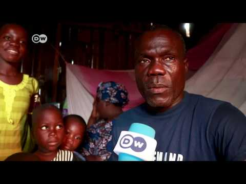 Wave of evictions in Lagos exacerbates poverty | DW English