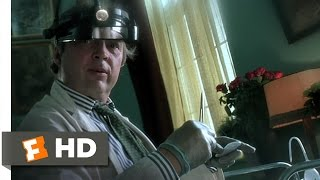 The Diving Bell and the Butterfly (2/11) Movie CLIP - Sewing Up the Eye (2007) HD