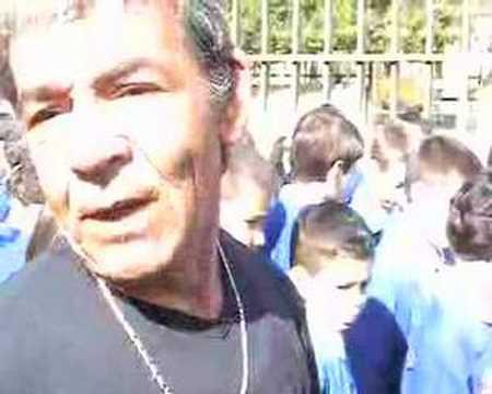 Mezzi da parassiti in un corpo umano in Ucraina