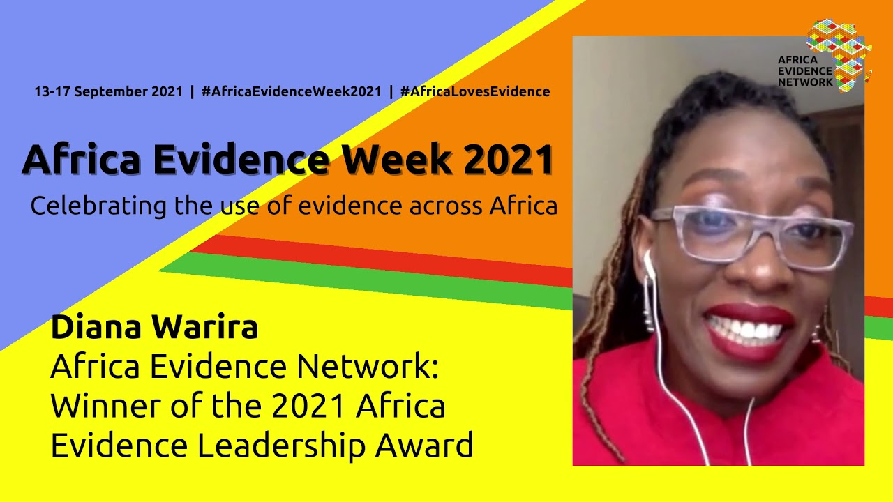 Africa Evidence Week 2021: How to participate in Africa Evidence Week 2021