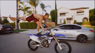 20-Year-Old Disney Channel Star Terrorizing Neighbors With YouTube Stunts