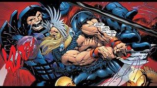 King Thor vs Perrikus The Dark God