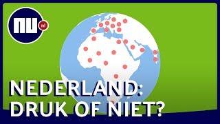 Hoe dichtbevolkt is Nederland?   NU.nl