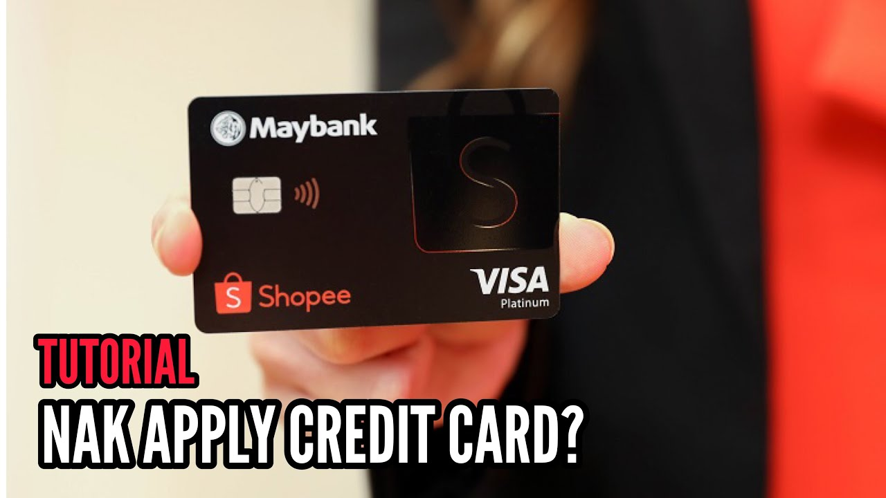 CARA APPLY CHARGE CARD l TUTORIAL REGISTER CHARGE CARD l MAYBANK CHARGE CARD thumbnail