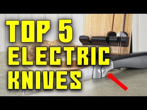 Best Electric Knives | Top 5 Electric Knives 2017.