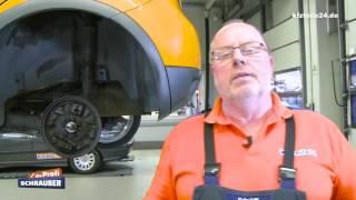 Bremsbacken wechseln - VW Polo [TUTORIAL]