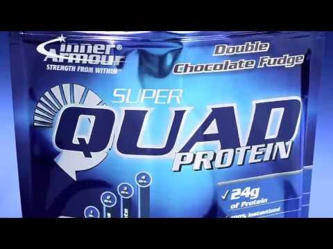 Super Quad Protein от Inner Armour (Железный аргумент)