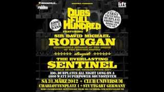 Sentinel & David Rodigan – Dubs Full Hundred – Part 4