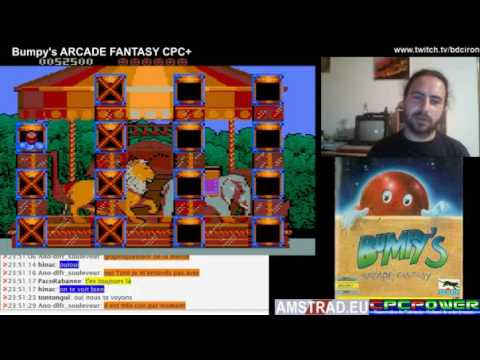 Bumpy's Arcade Fantasy, Les Mondes Parallèles #2