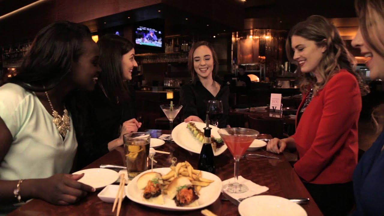 Hospitality Video Production Restaurant