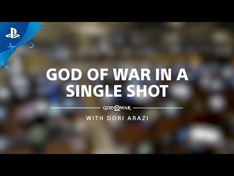 God of War: schermate di caricamento assenti e maggiori dettagli sulla difficoltà