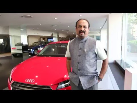 Glimpse Of The Upcoming Audi RITZ Icon Awards 2015 - Satya Prasad