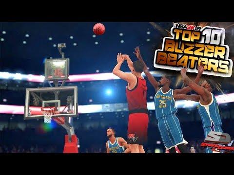 "NBA 2K19 Top 10 ""Buzzer Beaters"" & Game Winning Shots #27"