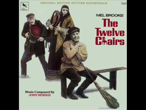 The Twelve Chairs Soundtrack : Hope For The Best Expect The Worst