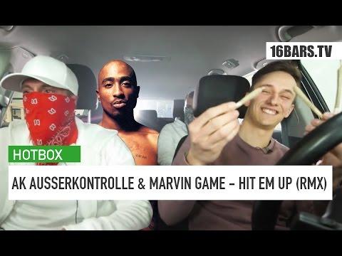 AK AusserKontrolle & Marvin Game - Hit Em Up (Hotbox Remix) Video