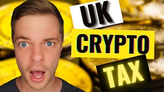 Kapitalgewinne Tax Cryptocurcy UK HMRC