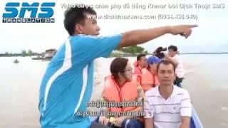 [Phóng sự VTC] Làm phụ đề tiếng Khmer