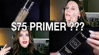 $75 PRIMER WTF? | First Impressions + Jeffree Star Lipstick