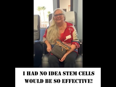 Regenerative Medicine Changed My Life